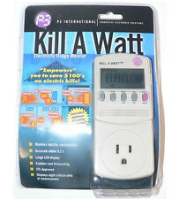 P3 International Kill-A-Watt Electric Electricity Monitor Usage Power P4400