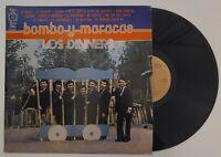 Los Dinners – Bombo Y Maracas 1979 / Latin Funk & Cumbia / LP