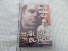 Some Folks Call it A Sling Blade (DVD, 2002) Billy Bob Thornton ~ Molly Ringwald