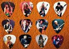 GUITAR GREATS Guitar Picks -Set of 12