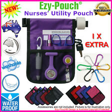 High Quality Ezy-Pouch® Nurse Utility Pouch Pocket Bag Pick a Key Ring