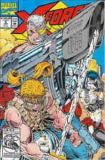 X-Force # 9 (Robert Liefeld) (USA, 1992)