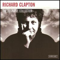 RICHARD CLAPTON - THE DEFINITIVE COLLECTION CD ~ GREATEST HITS / BEST OF *NEW*