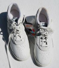 Vintage 1990's Avia 400 Ww Women's Leather Aerobic Shoes Size 9
