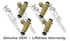 Rebuilt Genuine Hyundai Kia OEM Fuel Injector Set 35310-23600 9260930013