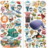 Octonauts Wall Stickers Decal Art Nursery Decor Home bedroom Mural 3D  70X35X2