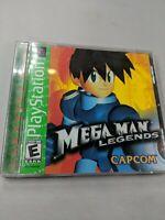 Mega Man Legends (Sony PlayStation 1, 1998) PS1 Complete CIB