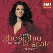 Live From La Scala von Angela Gheorghiu,Jeff Cohen (2007)