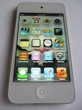 Apple iPod Touch 4th generación blanco 64GB Idea de Regalo