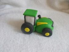 Cake Topper Birthday 3D Tractor John Deere style