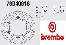 Coppia Dischi Freno BREMBO Serie Oro  Yamaha 500 T MAX 08-11