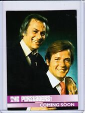 The Persuaders Trading Cards Promo Card P1