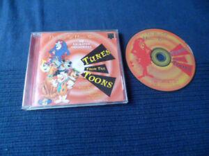 CD William Hanna & Joseph Barbera TUNES FROM THE TOONS Yogi Bear Top Cat Jetsons