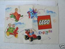 LEGO BROCHURE FLYER CATALOG TOYS 2002 EXPLORE DUTCH 16 PAGES 072