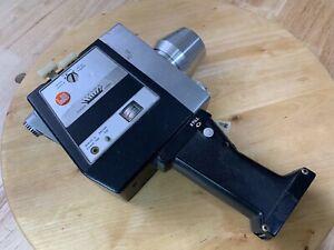 Vintage Dejur 8mm Reflex DE60 Film Motion Picture Camera As-Is