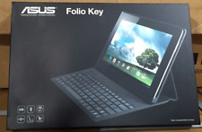 ASUS Folio Key Sleeve Qwerty Keyboard for MeMo Pad Smart Bluetooth Android @H17