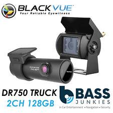 Blackvue DR750 TRUCK-2CH 16GB Full HD Waterproof Gps 60FPS Truck Dash Camera