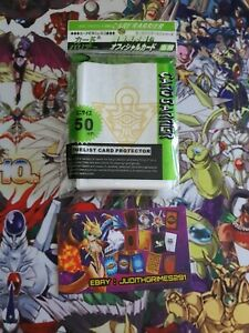 ♦️ Yu-gi-oh  50  Protège Carte Sleeve Millenium Blanc White