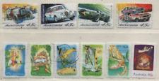 Australien 2002 MiNr.: 2119-2122; 2176-2180; 2188 gestempelt; Australia used