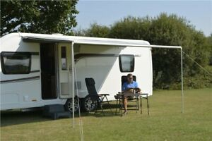 NOW IN STOCK...Dometic/Kampa Revo Zip Bag Awning Canopy, Roll Out, for Caravans