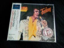 Elvis Presley Today 20 Bit Japan Sealed CD