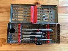 G. Hartzell & Son Basic Dental Exam Cassette- 5 Instruments