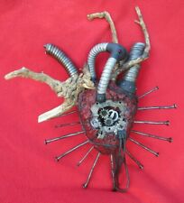 Mexico City Outside Art HOOS Anatomically Brilliant Sacred Heart Of Madness