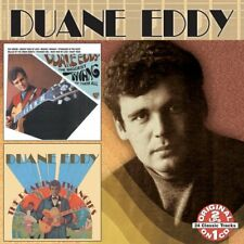 Duane Eddy: Biggest Twang of All / The Roaring Twangies NEW CD