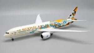 Etihad Airways Boeing 787-9 A6-BLI ADNOC JC Wings JC2ETD318 XX2318 Scale 1:200
