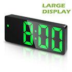 Digital+Alarm+Clock+w%2F+Temperature+Display+Voice+Control+Brightness+Adjustable