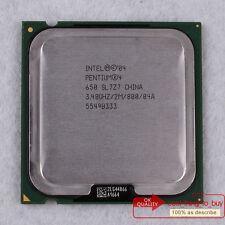 Intel Pentium 4 650 CPU (JM80547PG0962MM) LGA 775 SL7Z7 SL8Q5 3.4/2M/800 Free sp