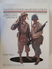 Book: United States Marine Corps Uniforms, Insignia and Personal Items of WWII
