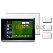 3X Ultra Clear HD LCD Screen Protector for Tablet Android Acer Iconia Tab A500
