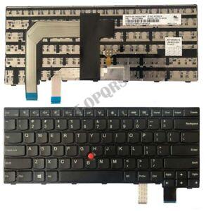 New for Lenovo Thinkpad T460S T470S NO Backlit Laptop US keyboard 01EN600