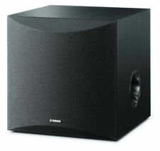 """Yamaha Ns-sw050 100w 8"""" Subwoofer With Advanced YST II -"""