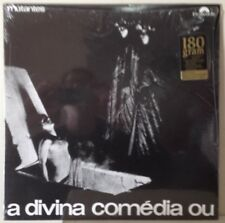 SEALED Mutantes 1970 Divina Comedia LP Polydor 44048 Brazil Psych 180 Gr REISSUE