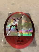 1996 Upper Deck SPX Michael Jordan Die-Cut silver hologram  #8 *Please Read*