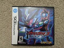 Mega Man Star Force 3: Black Ace With Case - No Manual