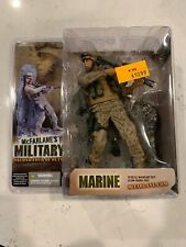McFarlane's Military Second Tour of Duty Marine Action Figure Soldier New!