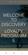 GHA DISCOVERY BLACK Membership