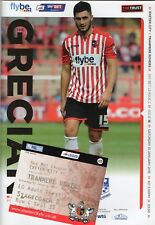 Exeter City V Tranmere Rovers 2015-16