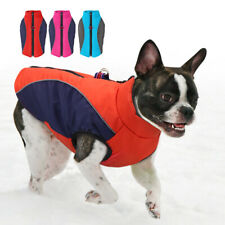 Small Dog Coats for Winter Waterproof Pet Clothes Jackets French Bulldog Yorkie