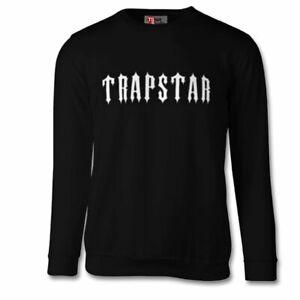 TRAPSTAR Sweatshirt LONDON Print Slogan Music Grime Unisex