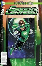 GREEN LANTERN FUTURES END  #1    NM  (3D COVER)