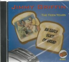 JIMMY GRIFFIN - CD - An Early Slice Of Bread - BRAND NEW