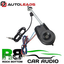 MERCEDES BENZ 12V Universal Electric Automatic Wing Car Radio Aerial Antenna