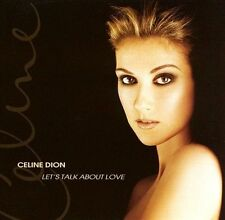 Let's Talk About Love 1997 by DION,CELINE - Disc Only No Case