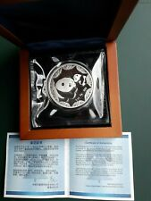 2012 CHINA 1 oz silver medal PANDA Philadelphia Coin Fair - Mintage 10,000 coins