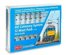 PECO LC-100  1:76 OO Scale Catenary System Start Up Pack