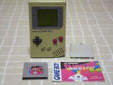 Nintendo Game Boy Konsole  + 1 Gameboy Spiel   (LESEN)